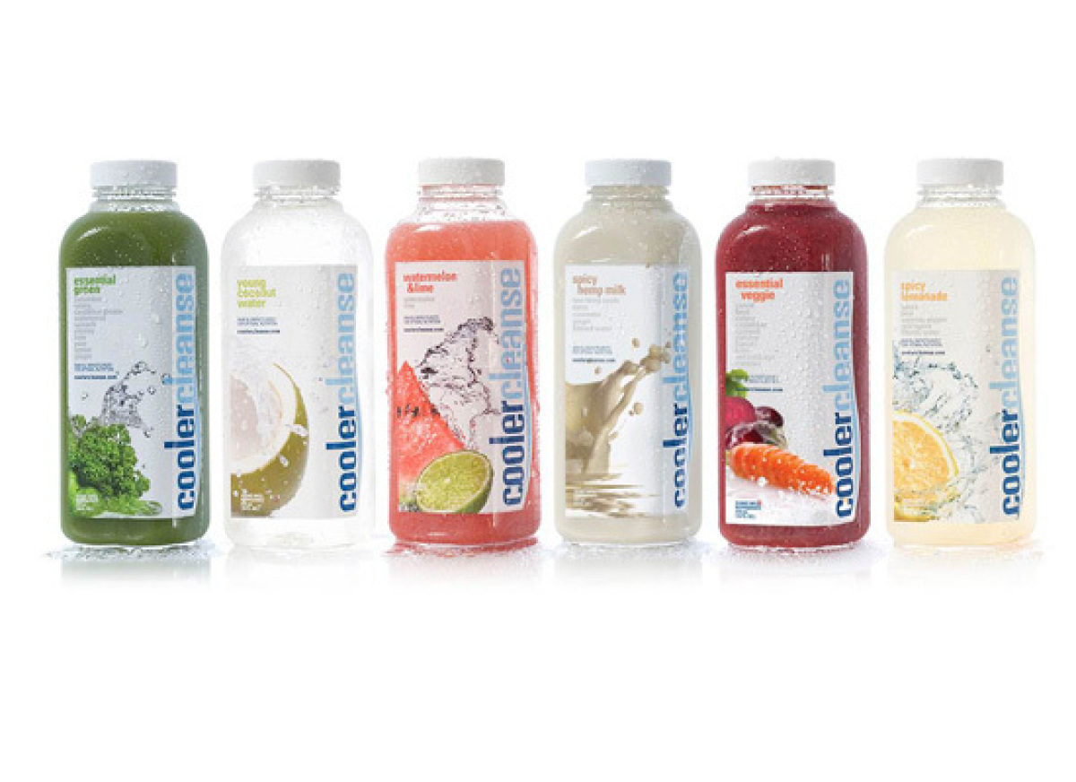 The best tasting juice cleansers i am lady fab 2 cooler cleanse malvernweather Image collections