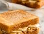 Fried Peanut Butter & BananaSandwich