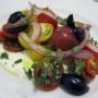 Greek Tomato Salad