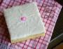 White Almond Sour CreamCake