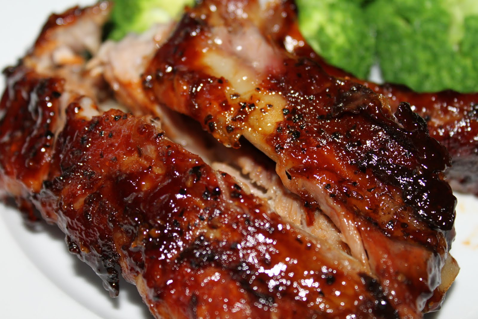 Tried, Tasted & True. These ribs are down right delicious, tender and ...