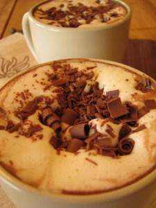 Dreamy Creamy Hot Chocolate
